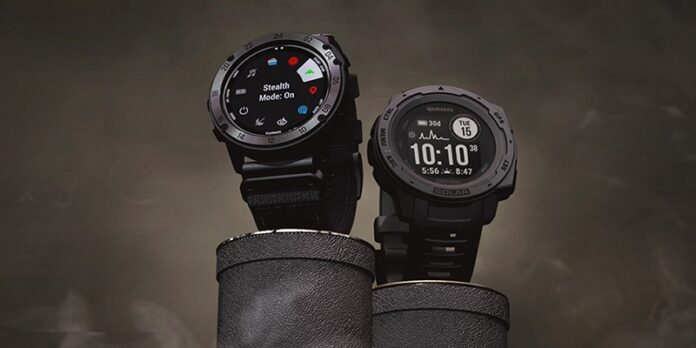 Smartwatch Garmin Baterai Matahari