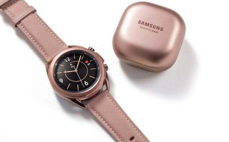 Galaxy Watch3 Diumumkan, Gabungkan Teknologi dan Fashion