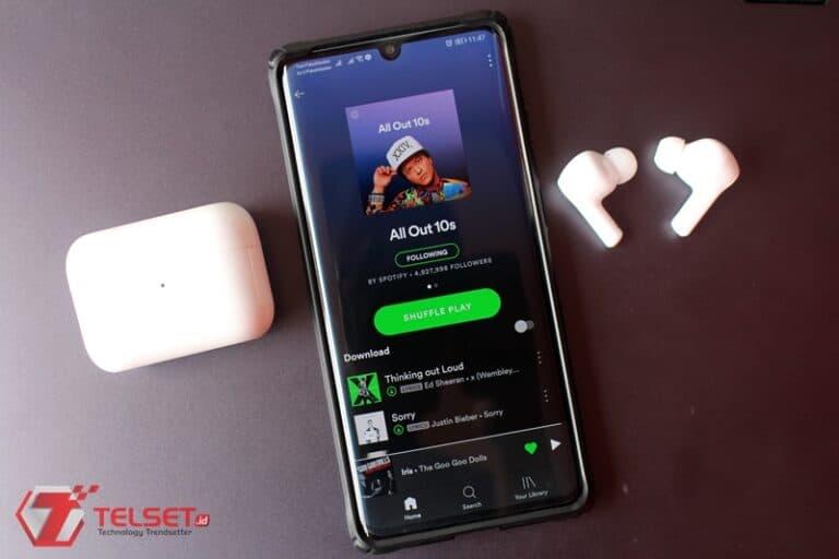Artis Spotify Bisa Pilih Rekomendasi Lagu Terbaik untuk Pengguna