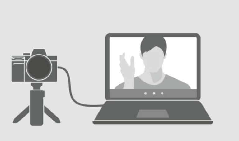 Aplikasi Imaging Edge Webcam, Kompatibel dengan 35 Model Kamera Sony