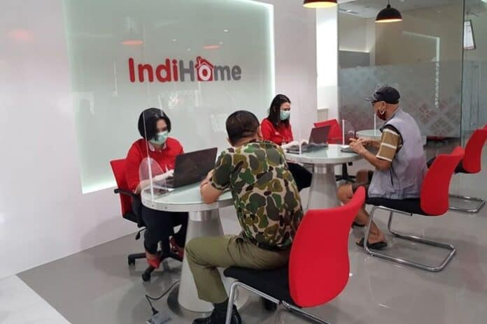 Internet IndiHome Mati