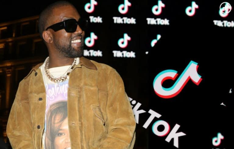 """Kanye West Mau Ganti TikTok dengan """"Jesus Tok"""""""