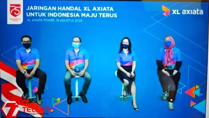 XL Axiata Hadirkan VoLTE di Indonesia Secara Bertahap
