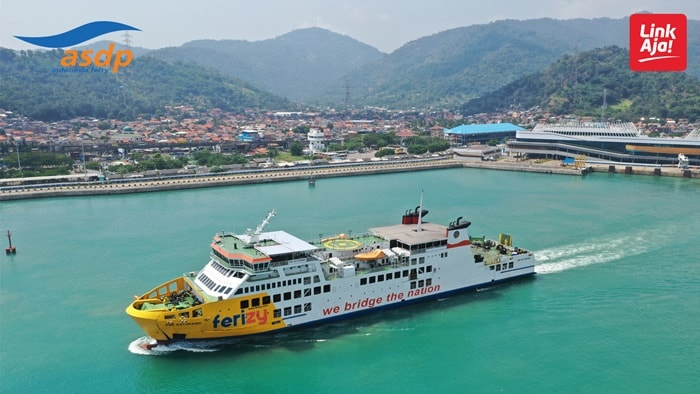 Cara Bayar Tiket Kapal Ferry Pakai LinkAja
