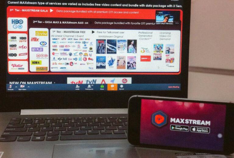 Wah, MAXstream akan Tayangkan Konser dan Wisuda Online