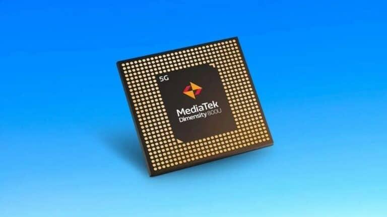 MediaTek Dimensity 800U, Chipset 7nm Dukung Jaringan 5G