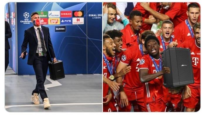 PSG Gagal Juara, Intip 5 Meme Kocak Neymar Bawa Speaker