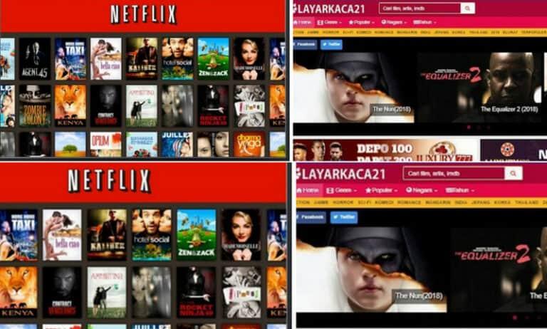Nonton Film di LK21 atau Netflix, Ini Kelebihan dan Kekurangannya