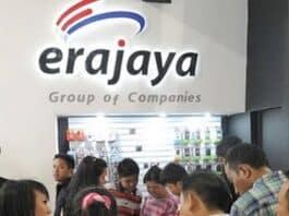 Penjualan Erajaya Group
