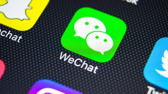 Penjualan iPhone WeChat China
