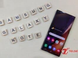 Fitur Samsung Galaxy Note 20