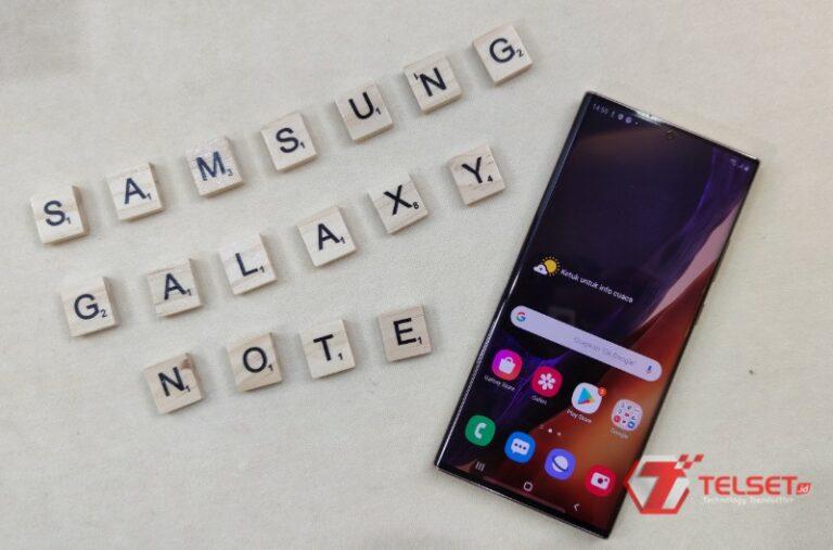 5 Fitur Baru nan Canggih di Samsung Galaxy Note 20 Series