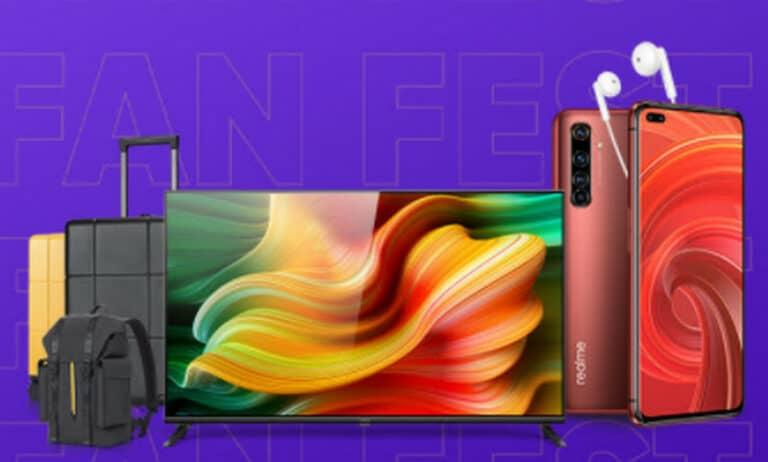 Realme Smart TV & X50 Pro 5G Sambangi Indonesia 24 Agustus
