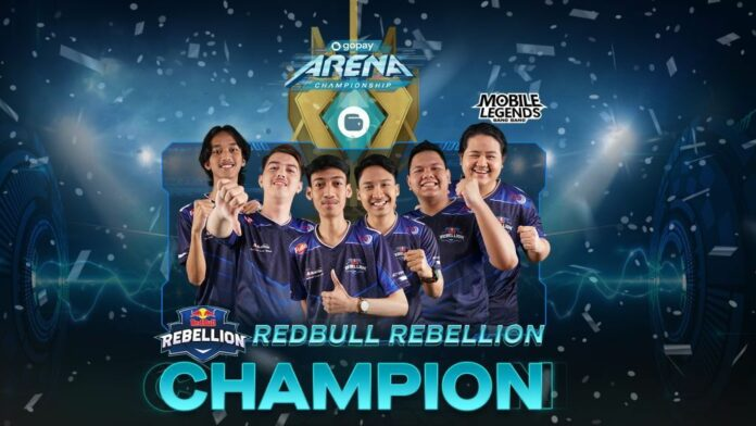 Juara Gopay Arena Championship 2020