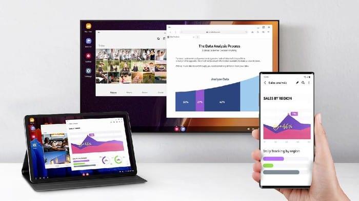 Samsung DeX di Galaxy Note20 Makin Keren, Lebih Multitasking
