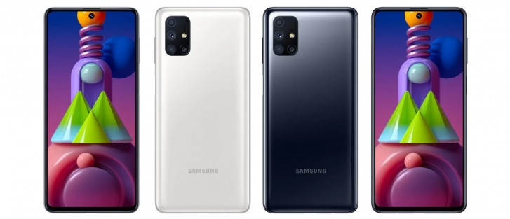 Samsung Galaxy M51 Mau Diperkenalkan, Ditopang Baterai 7.000 mAh?