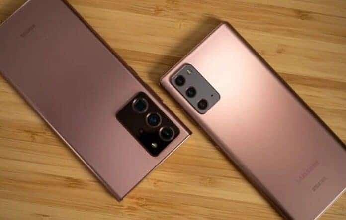 Samsung Galaxy Note 20 Robocall Telemarketing