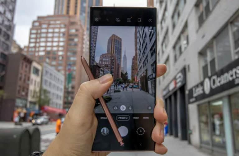 Fitur Merekam Video Profesional Menggunakan Galaxy Note 20 dan 20 Ultra