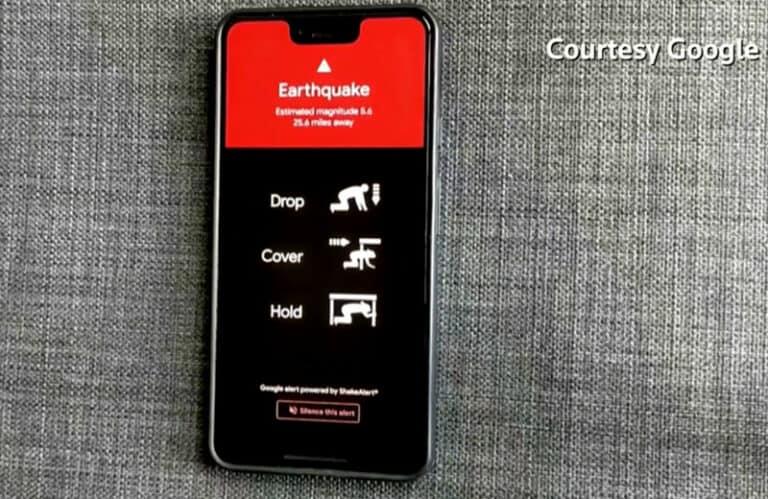 Google 'Oprek' Smartphone Android Jadi Alat Sensor Gempa