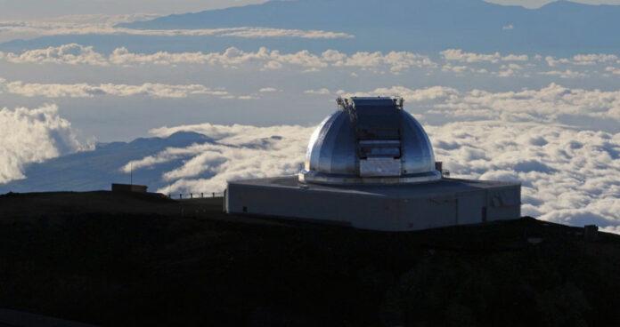 Teleskop Raksasa Hawaii