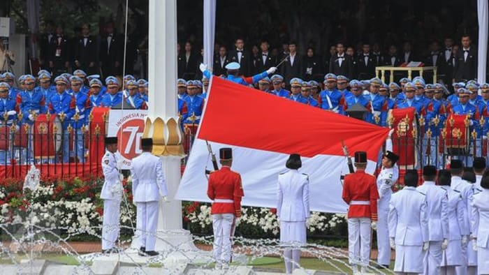 Begini Cara Daftar Upacara 17 Agustus Virtual di Istana Negara