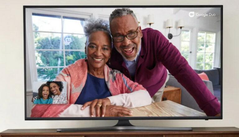 Video Call Google Duo akan Bisa di Android TV