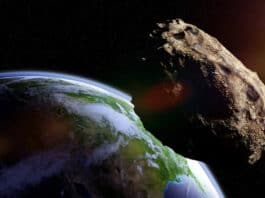 Asteroid QG 2020