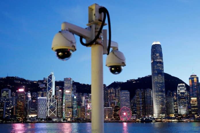 Sistem Pengawasan Massal China