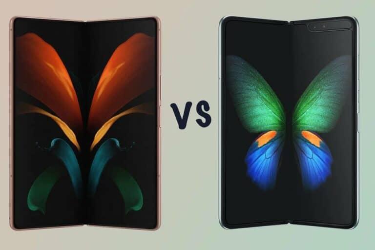 Samsung Galaxy Fold vs Galaxy Z Fold 2: Suksesor yang Optimal