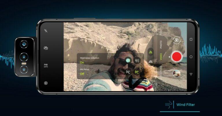 Asus Zenfone 7 Punya Fitur Nokia OZO Audio, Apa Gunanya?