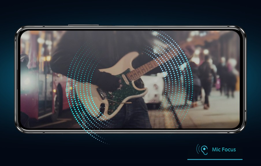 Asus Zenfone 7 Nokia OZO Audio