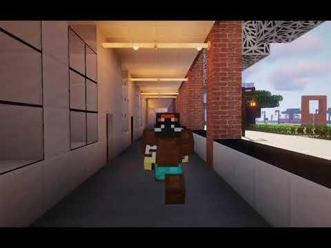 Kangen Kampus, Mahasiswa Ini Kuliah di Minecraft