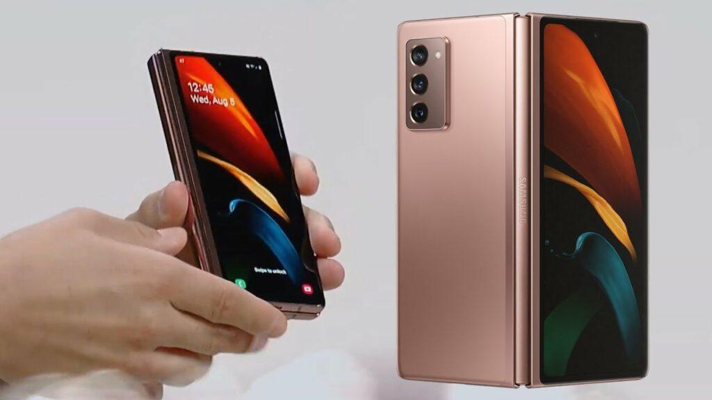 Harga Spesifikasi Samsung Galaxy Z Fold 2