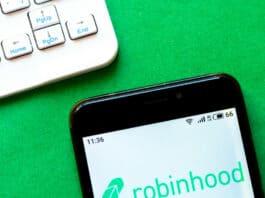 Aplikasi Trading Robinhood