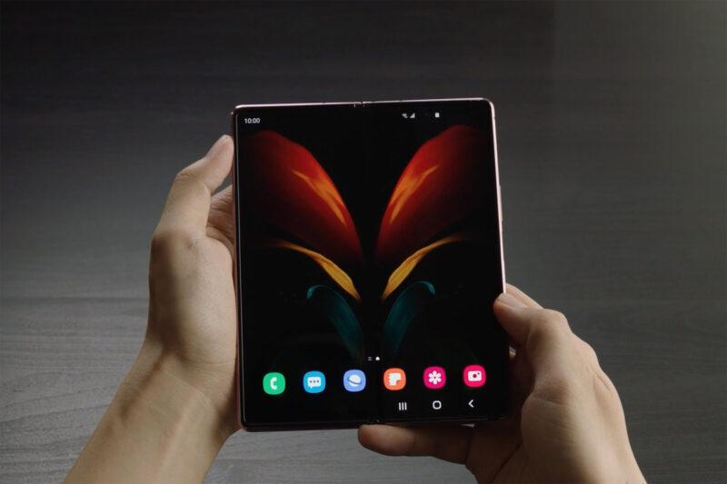 HP 5G Samsung Indonesia