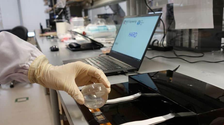 Ilmuwan ciptakan kulit elektronik