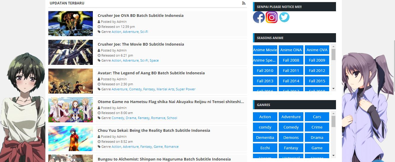 download anime batch sub indo