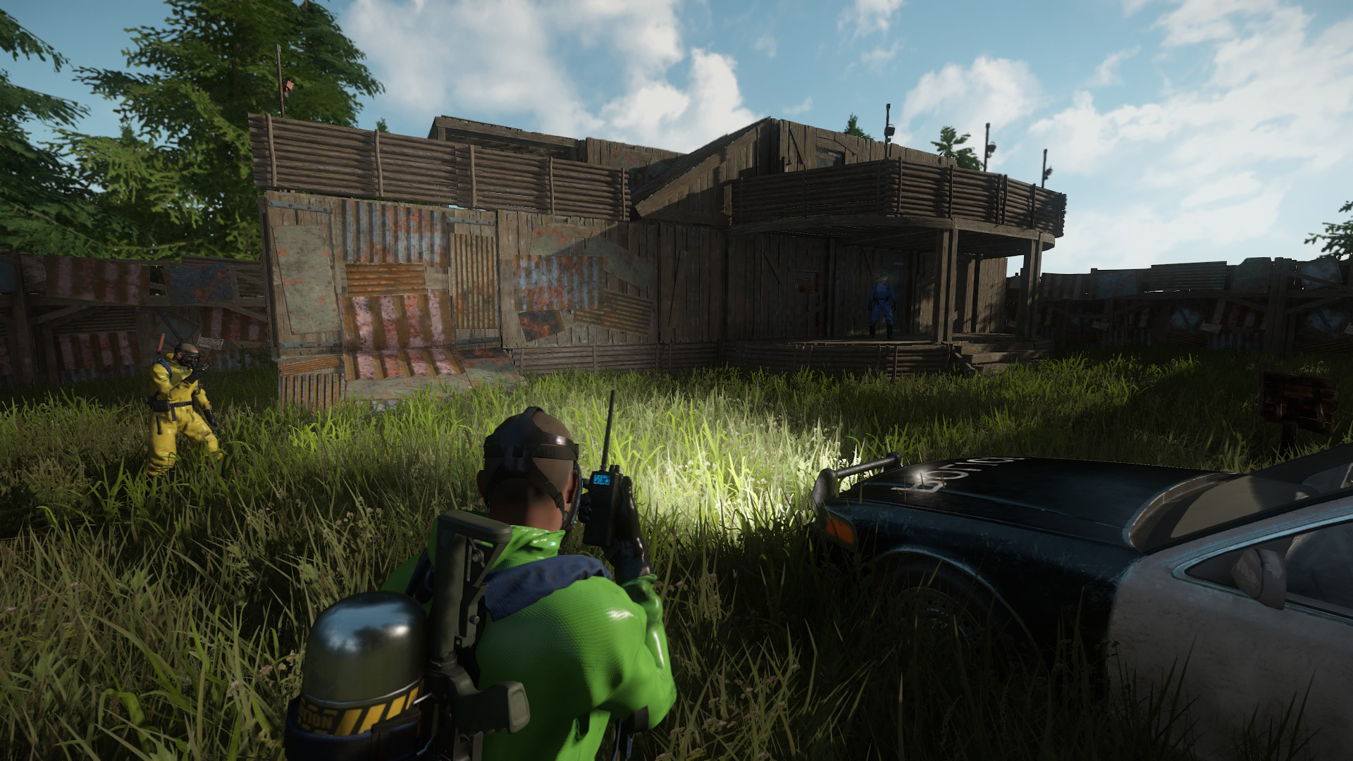 game survival offline PC