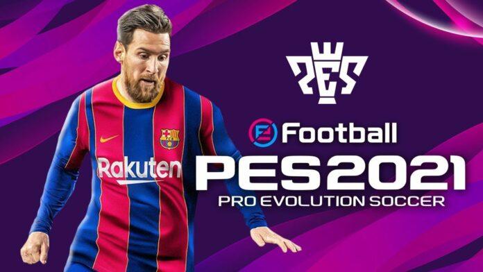 game PES 2021