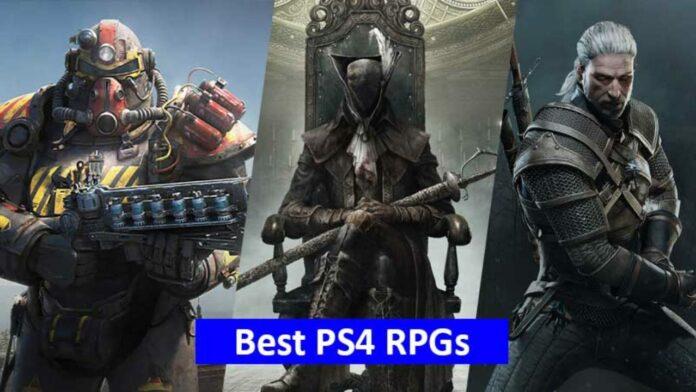 game PS4 RPG