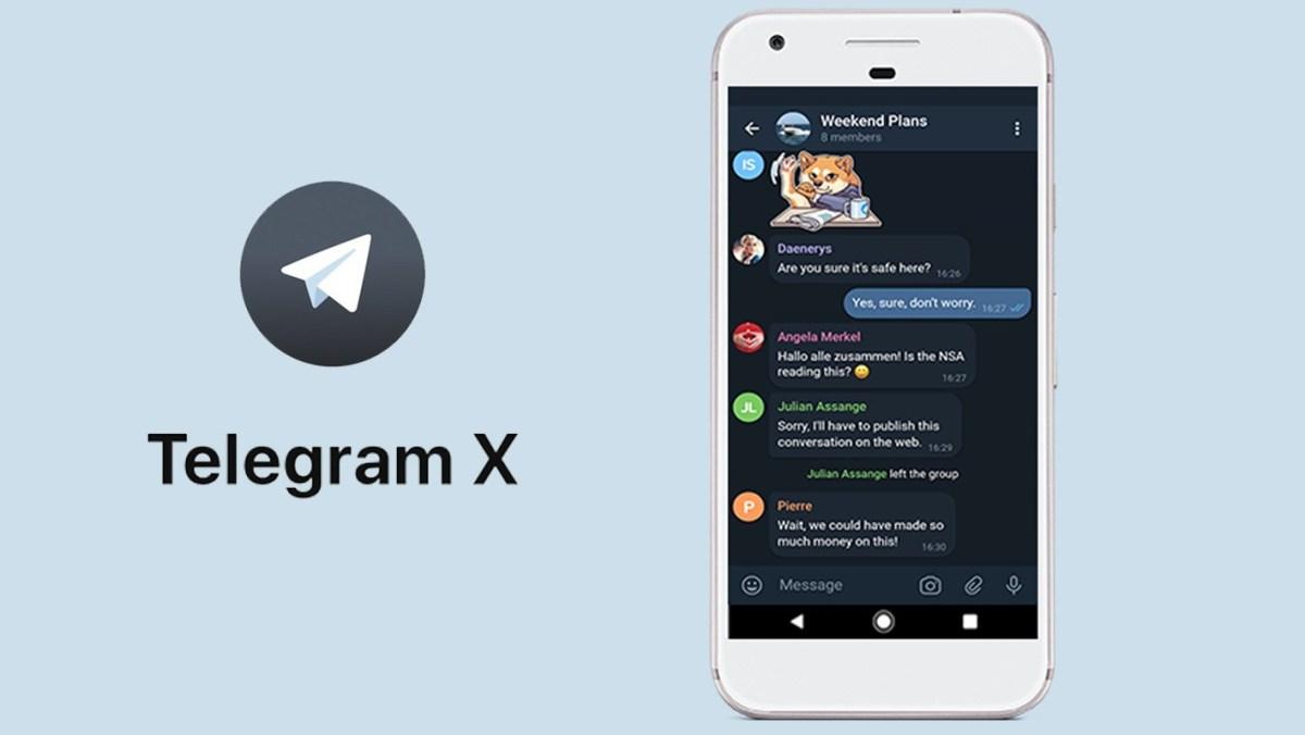download aplikasi Telegram