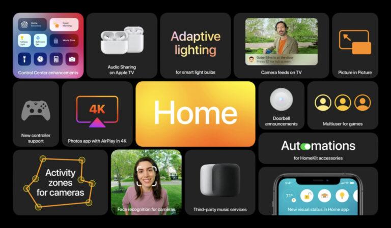Yuk, Intip 4 Fitur Baru di Apple TV dengan tvOS 14