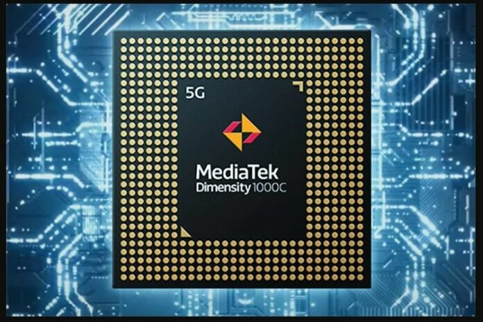 mediatek dimensity 1000c