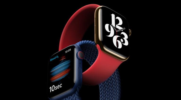 Apple Watch Series 5 vs Apple Watch Series 6, Harus Upgrade?
