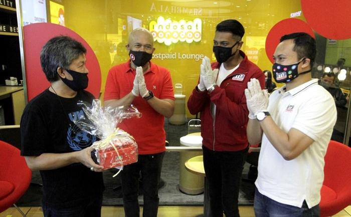 Indosat Gunakan Asisten Digital untuk Layani Keluhan Pelanggan