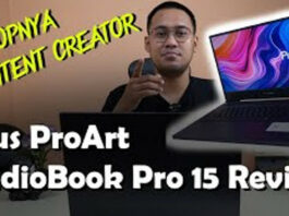Asus ProArt StudioBook Pro 15 Review Telset TV