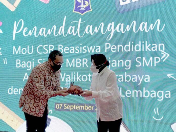 Beasiswa Pendidikan SLTP Indosat Ooredoo