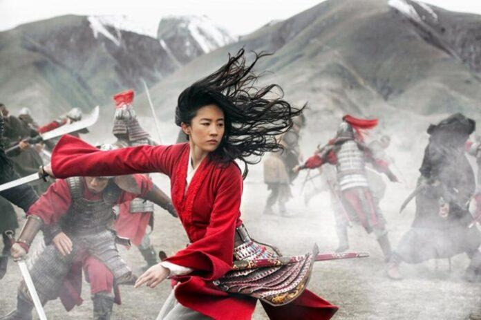 Boikot Film Mulan