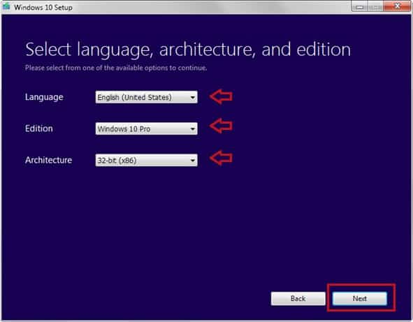Cara Bootable USB Windows 10