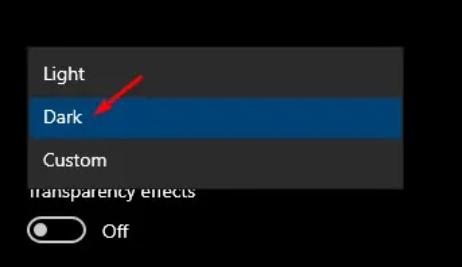 Cara Dark Mode Windows 10